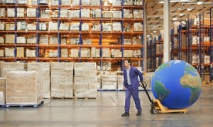 small logistics task