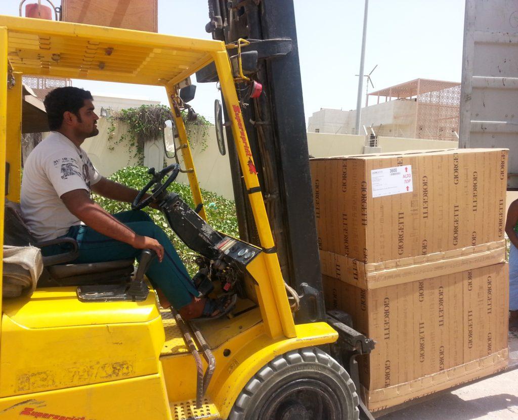 GHS Projects Handling-Abu Dhabi